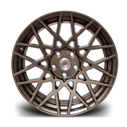 "18"" Stuttgart ST10 Bronze Alloy Wheels"