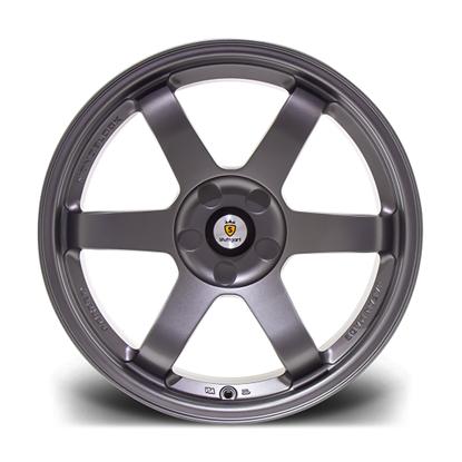 """17"""" Stuttgart ST16-N Gunmetal Alloy Wheels"""