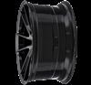 """20"""" Veemann V-FS25 GLOSS-BLACK"""