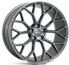 "18"" VEEMANN  V-FS66 - GRAPHITE-SMOKE-MACHINED ALLOYS."