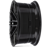 "19"" Veemann VC520 GLOSS-BLACK"