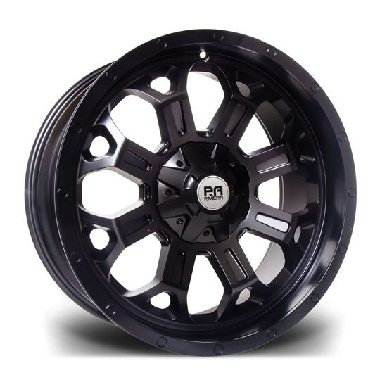 "20"" Riviera RX900 - Black"