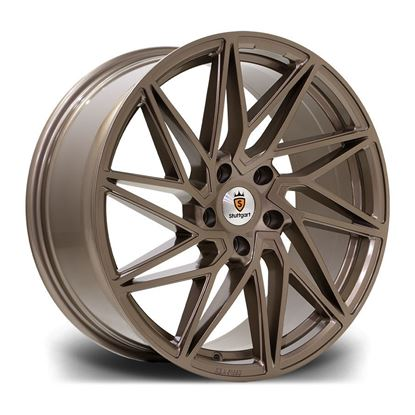 "19"" Stuttgart ST20 Bronze Alloy Wheels"