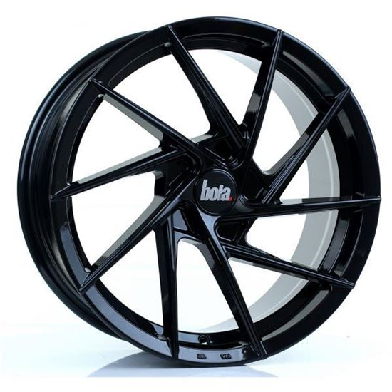 """Picture of 17"""" Bola B26 Gloss Black"""