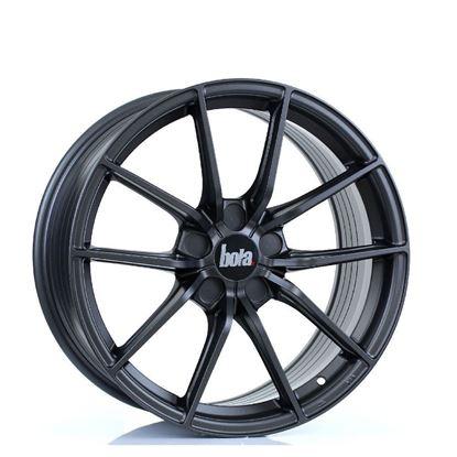 "18"" Bola FLC Alloy wheels Matt Gunmetal"