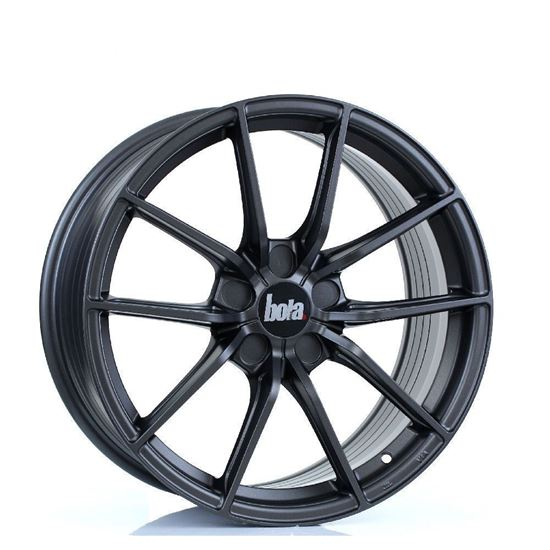 "19"" Bola FLC Alloy wheels Matt Gunmetal"
