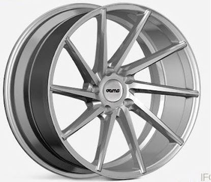 """18"""" VEEMANN IFG10 (Directional) SILVER-MACHINED"""